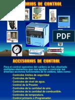 5 Accesorios de Control