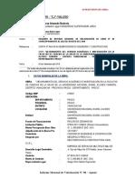 INFORME Nº 064 s.o valorización n° 08
