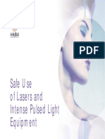 Use of Lasers IPL 1