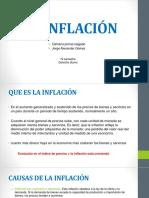 Concepto de inflación y forma de calcularla en Colombia