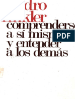 finkler, pedro - comprenderse a si mismo y entender a los demas.pdf