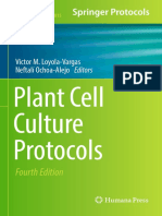 2018 Book PlantCellCultureProtocols