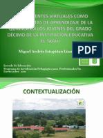Presentacion Proyecto Miguel Estupiñan
