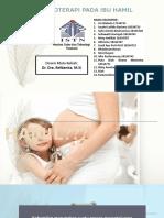 Revisi Farmakoterapi Pada Ibu Hamil (Kel. 1)