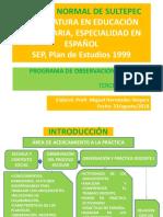 Diagnóstico y Analisis Del Programa Opd I