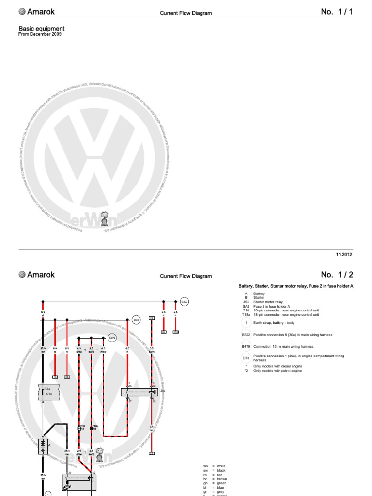 Vw Amarok Interior Light Fuse
