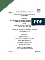 Manual de Aplicación de La Nif B-10 Efectos de La Inflación