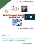 Clase 2. Auditoria de Acuerdo a La Iso 19011