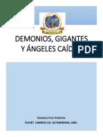 Angeles Caídos