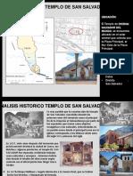 Templo de San Salvador Cusco