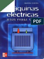 Maquinas Electricas - 5ta Edicion - Jesus Fraile Mora.pdf