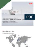 Energy Efficiency Transformers Hernán Escarria