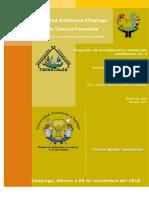 Cuestionario Físicoquímica Ambiental