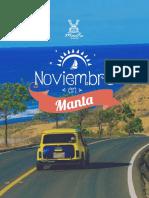 Agenda Noviembre 18