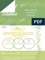 impact studies - horgan  smoot