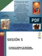 Sesión 05- Lo que el mundo te propone 1.ppt