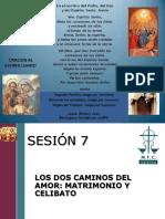 Sesión 07-Los Dos Caminos Del Amor 1