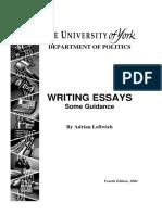 Essay Writing (Escritura de Ensayos).pdf