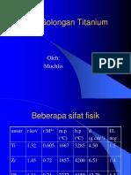 Golongan_Titanium.ppt