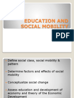 Chapter 3 (Latest) - Education and Social Mobility