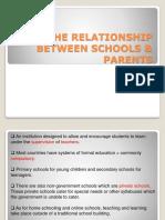 Chapter 5 (Latest) - The Relationship Between Schools Parents