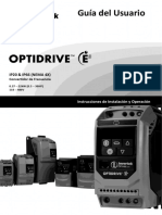 Manual de optidrive.