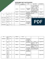 Calendario de Vacunación (1)