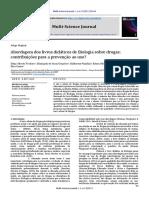 Abordagem dos livros didáticos de Biologia sobre drogas