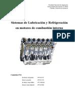 LUBRICACIÓN Y REFRIGERACIÓN DE MOTORES.doc