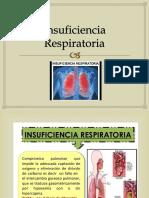 Insuficiencia Respiratoria, NEUMONIA, EPOC Y ASMA