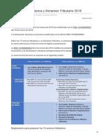 Boliviaimpuestos.com-15 Anexos Tributarios y Dictamen Tributario 2018