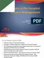 Trauma management information pra hospital
