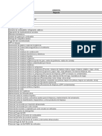 Matriz IAEIA- P14-Fabricación de Estructuras