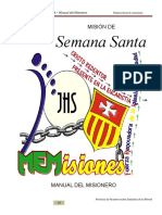 Manual Del Misionero 2011y 2013