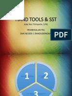 Pembekalan Pkl Hand Tools