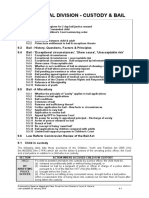 Research Materials - 9 - Criminal Division - Custody and Bail_3.doc