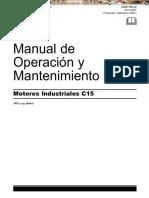 120793783 Manual de Mantenimiento Equipos Caterpillar c15