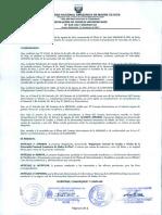 Reglamento  Grados y Titulos - UNAMAD