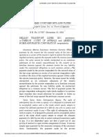 Delsan Transport Lines, Inc. vs. Court of Appeals