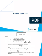Presentacion Gases Ideales