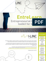 I-linc Entrepreneurial Learning Toolkit for Teachers
