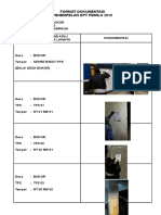 Laporan Pemasangan Dpt Pps Bokor