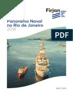FIRJAN Panorama Naval No Rio de Janeiro 2018