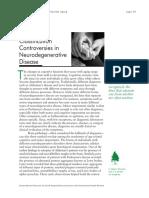 Neurodegenerative Disease