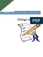 Codigo Etica Del Ab.