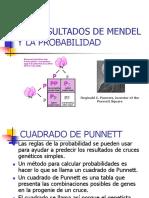 Los Resultados de Mendel I