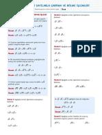 4-Kareköklü Sayılarla Çarpma ve Bölme İşlemleri.pdf