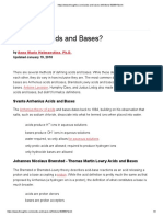 Worksheet Asam-Basa XI