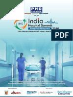 Brochure-India Hospital Summit2016