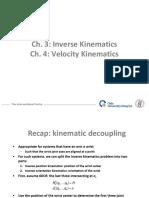 Lec05 Inverse VelocityKinematicsI